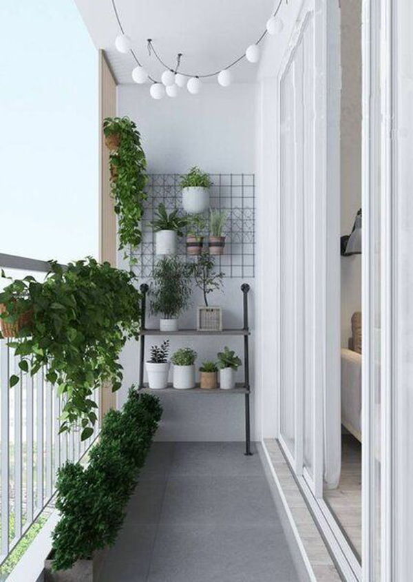 Balcony-mini-garden