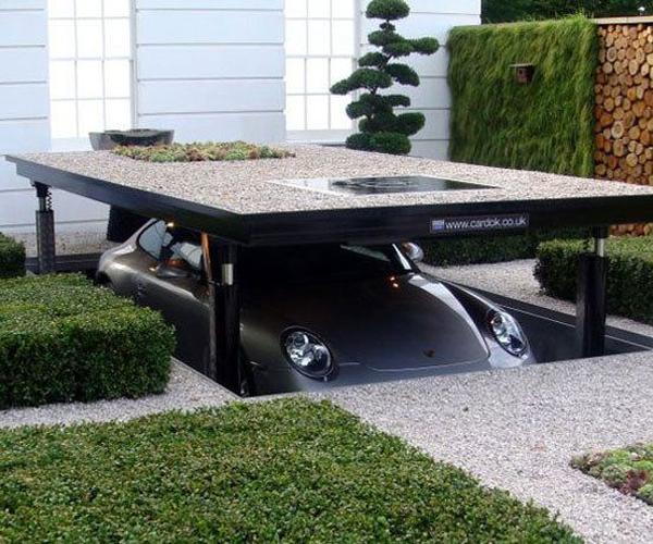 Garage-undrr-ground-design