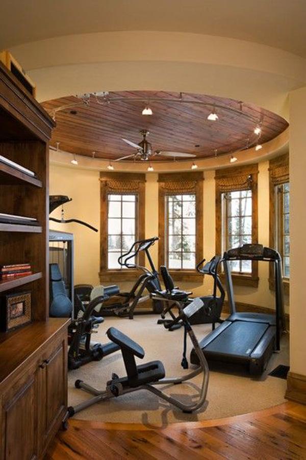 Gym-room-decoration