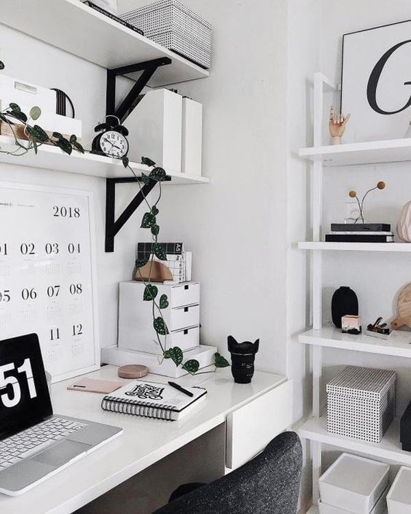 Interior-inspiration-study-desk