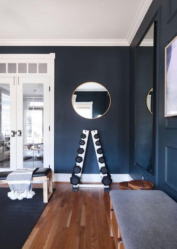 New-exerciese-room-design