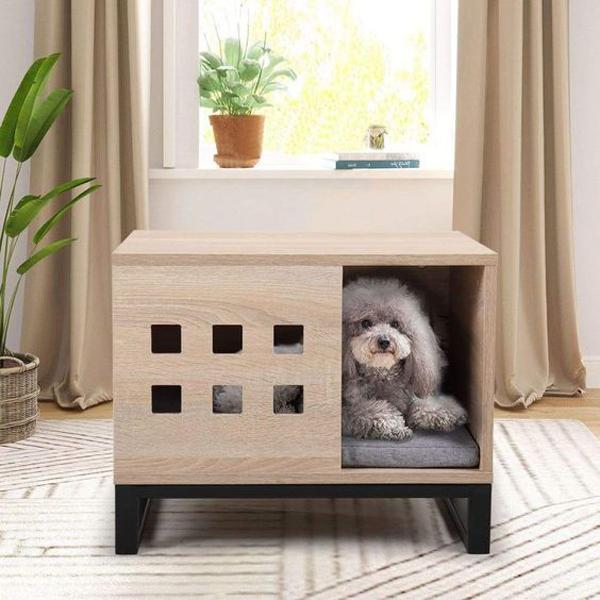 Rectangular-wooden-pet-house