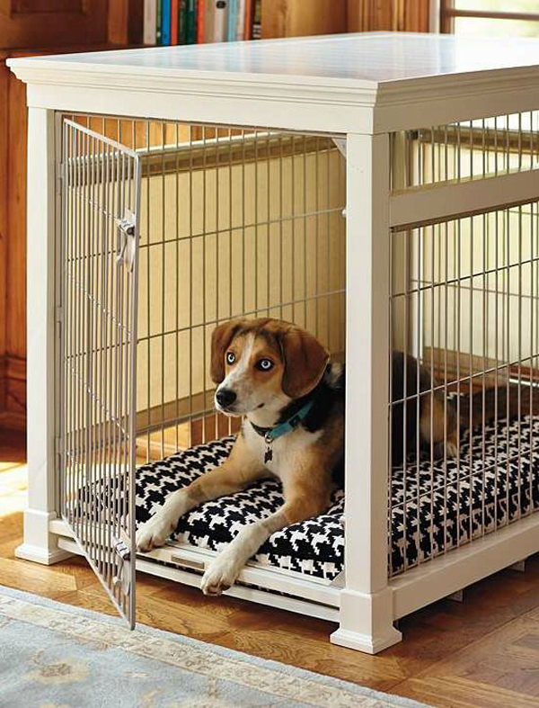 Simple-dog-cage