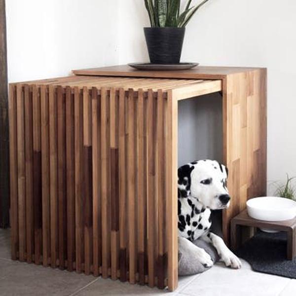 Wooden-indoor-cage