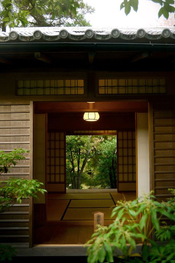 Bamboo-house-traditional-Japanese