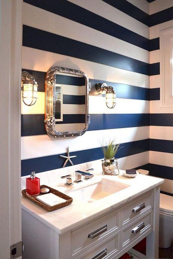 Chic-blue-interior-design