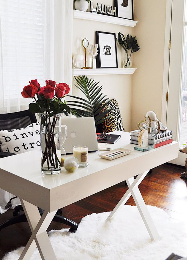 Chic-office-home-desk