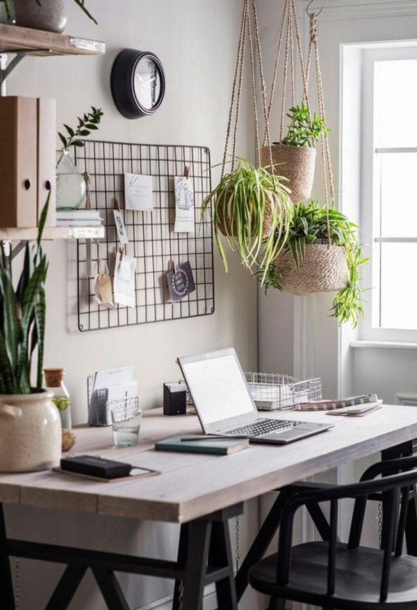 Cute-and-creative-office-ideas-with-wonder-forest-theme