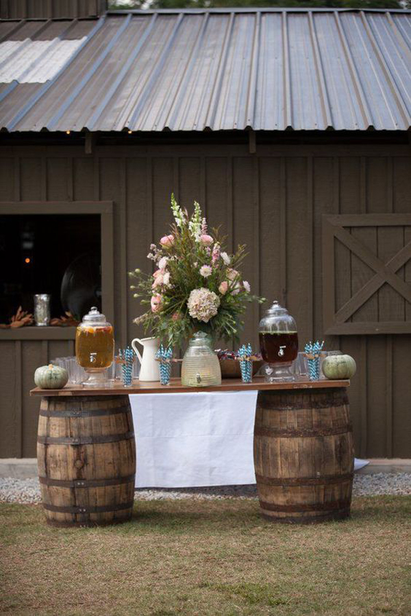 Food-place-at-the-wedding-ceremony