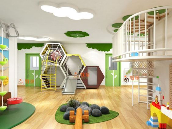 Functional-play-space