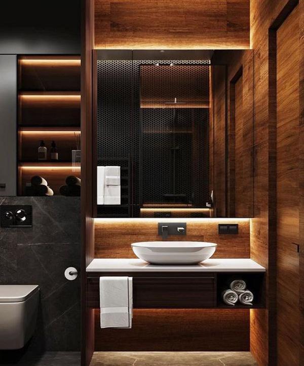 Luxury-and-comfortable-bathorrom-walpaper