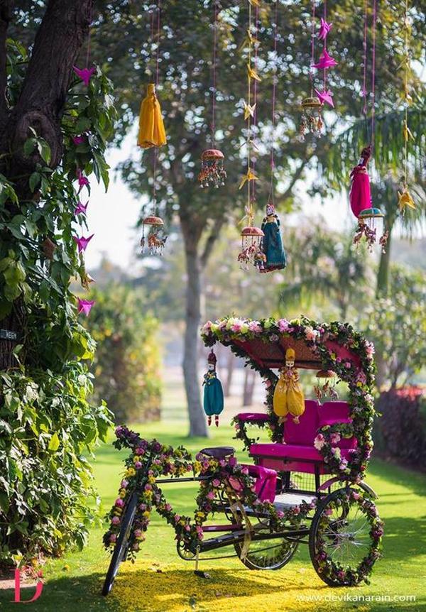 Mehendi-wedding-photobooth-decoration