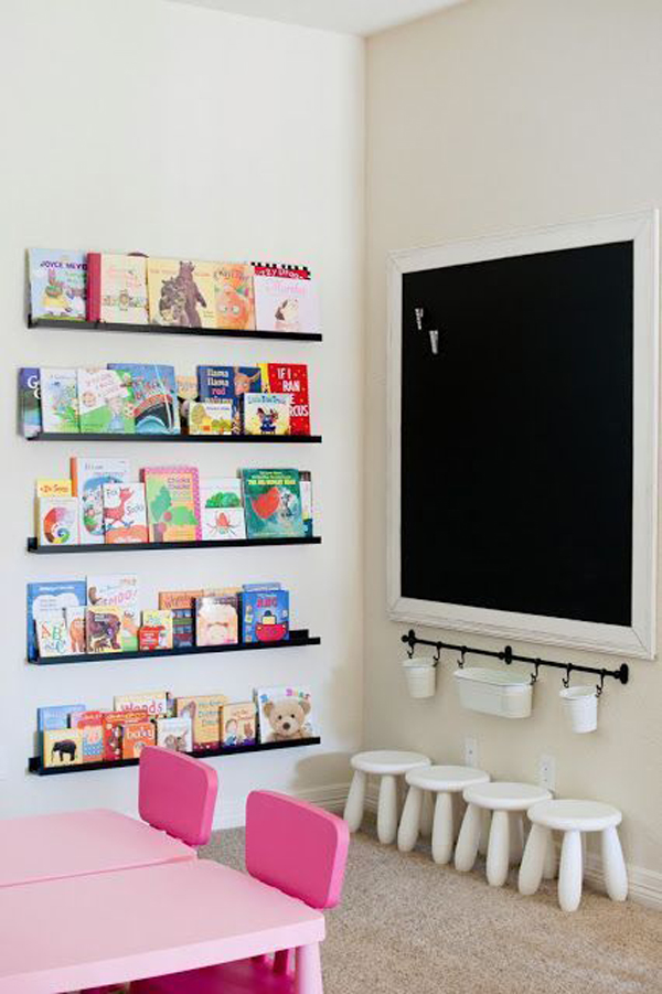 mini-library-space