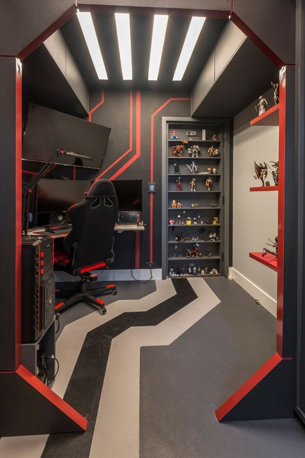 Private-game-room