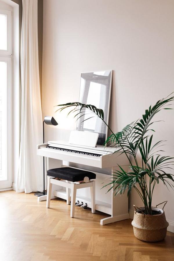 Single-klavir