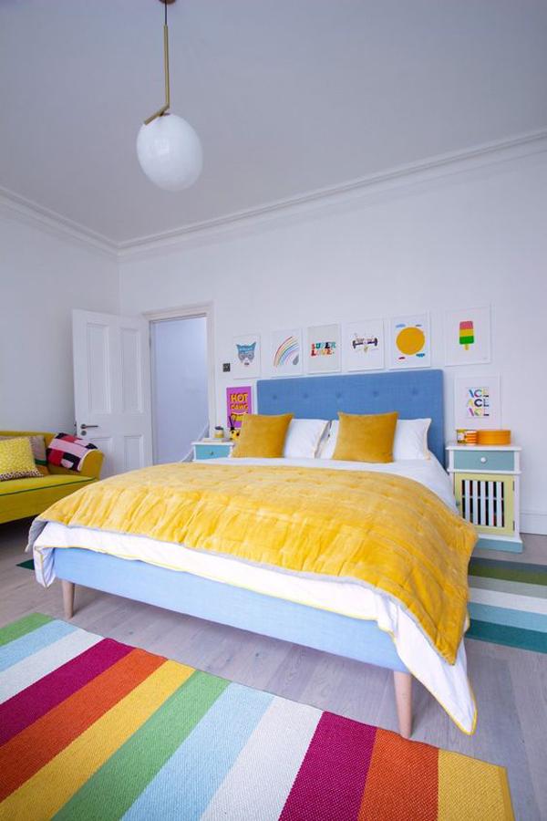 yellow-bedroom-decor