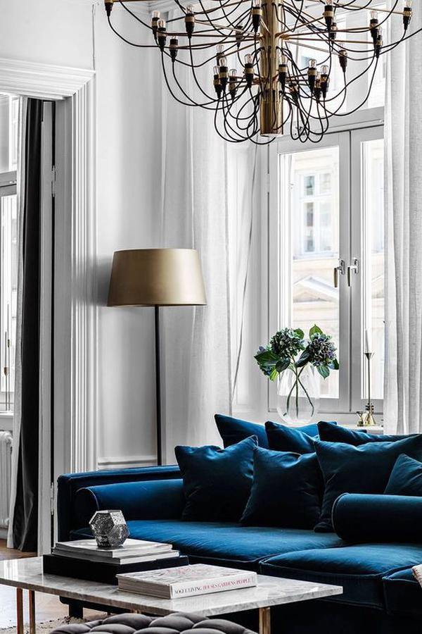 blue-velvet-modern-sofa