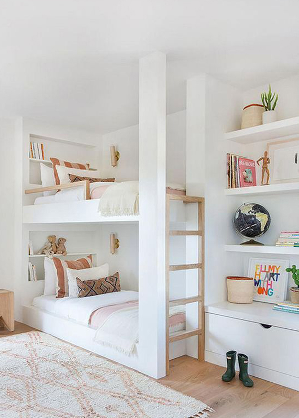 double-bed-kids-room-interior-design
