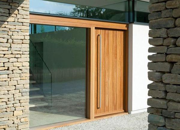 wood-and-glass-front-door