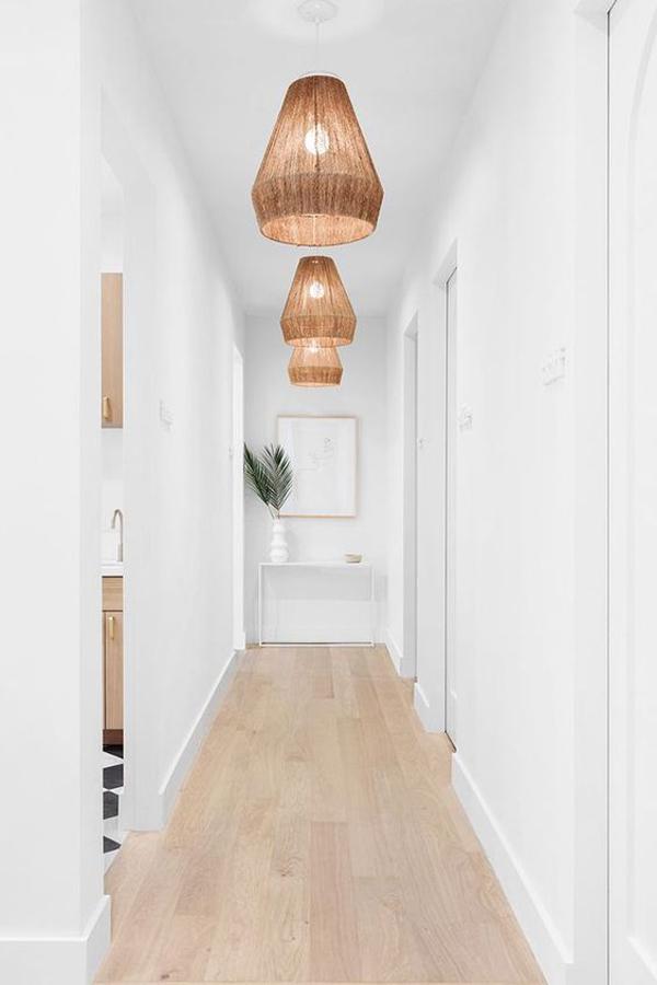 White-home-of-hallway