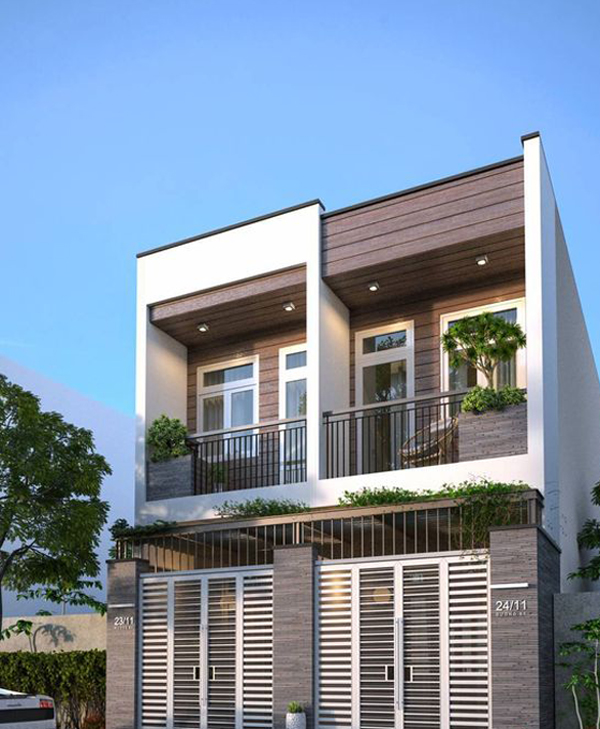 Addorable-exterior-house