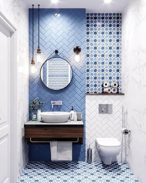 Amazing-blue-bathroom-design