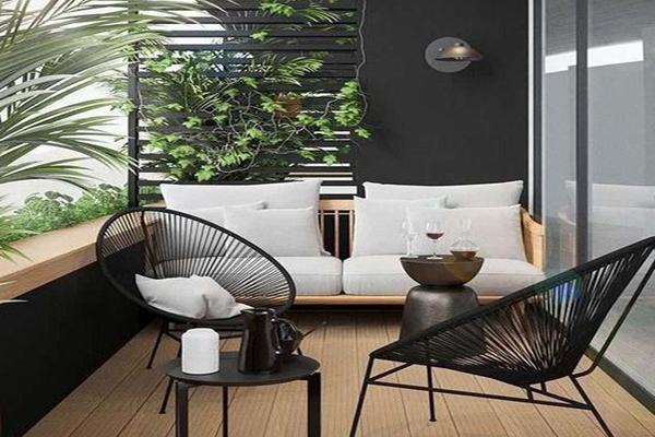 Balcony-black-theme