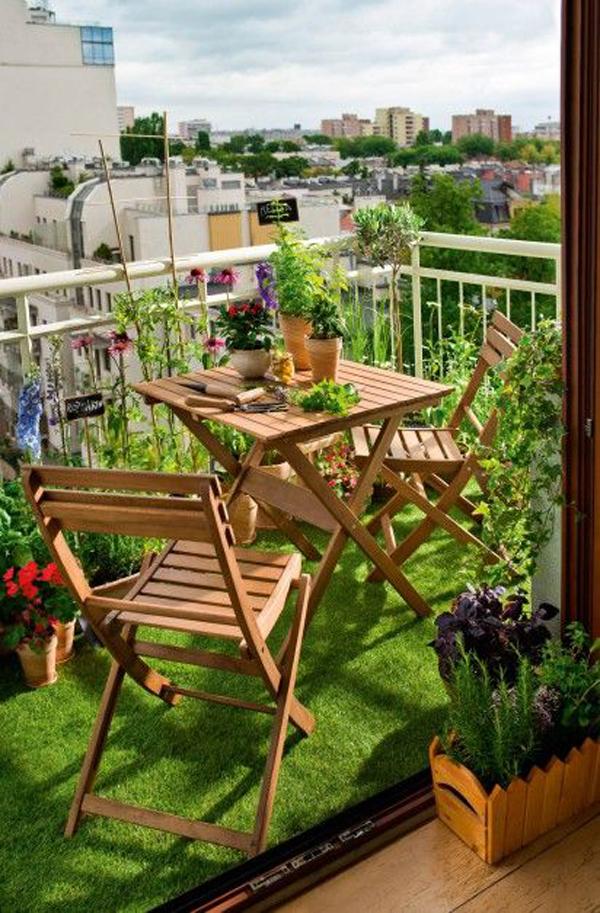 Balcony-garden-theme