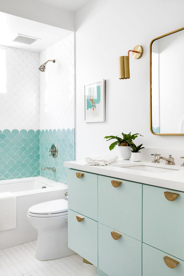 Blue-bathroom-design