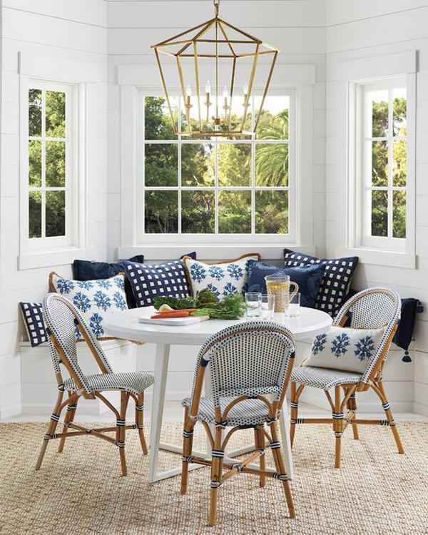 Blue-dining-room-theme