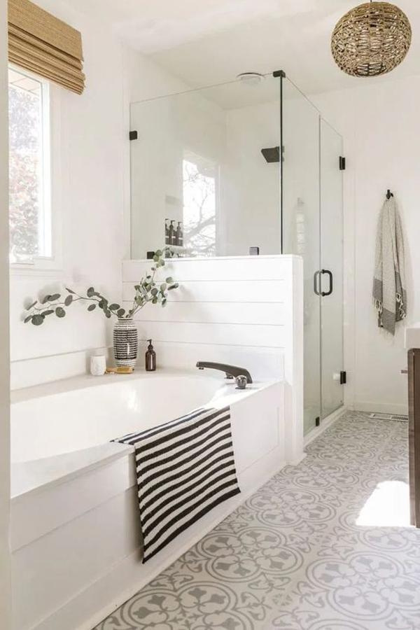 Boho-bathroom-style