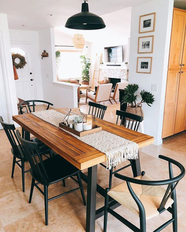 Caffe-dining-room-style