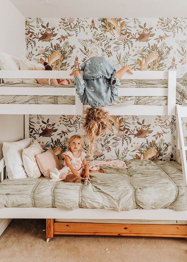 Chic-bunk-beds-girls