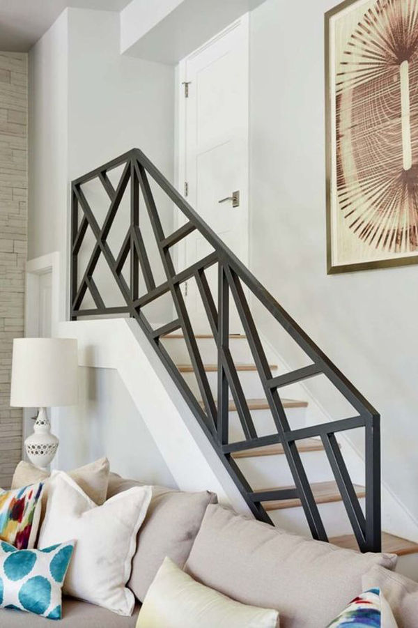 Chic-modern-staircase