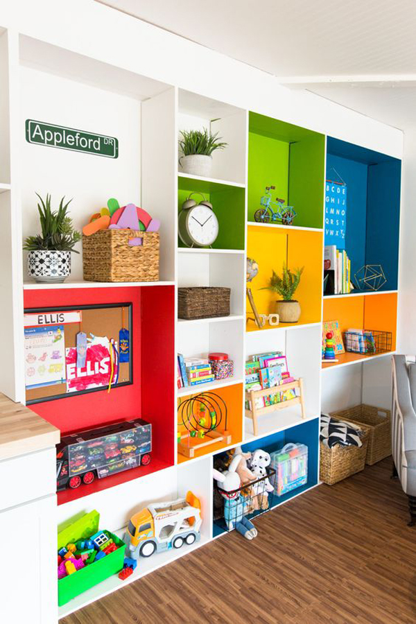 Garage-as-the-kids-room-decoration