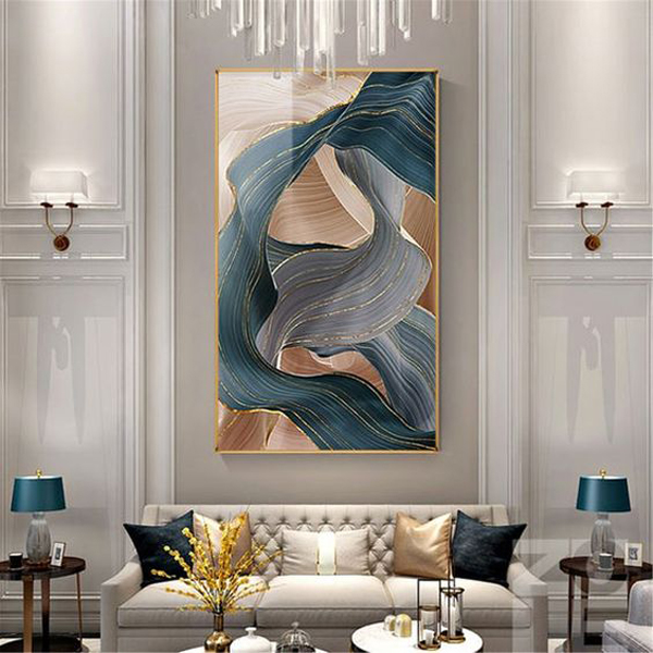 Living-room-trends-with-canvas-painting