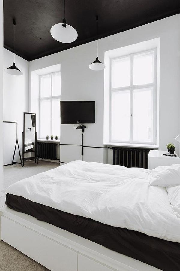 Monochrome-interior-design