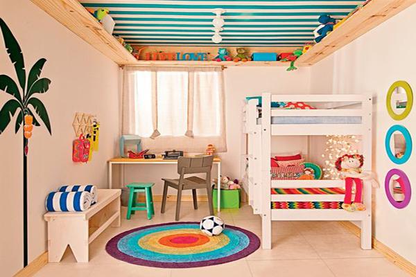 Simple-kids-room