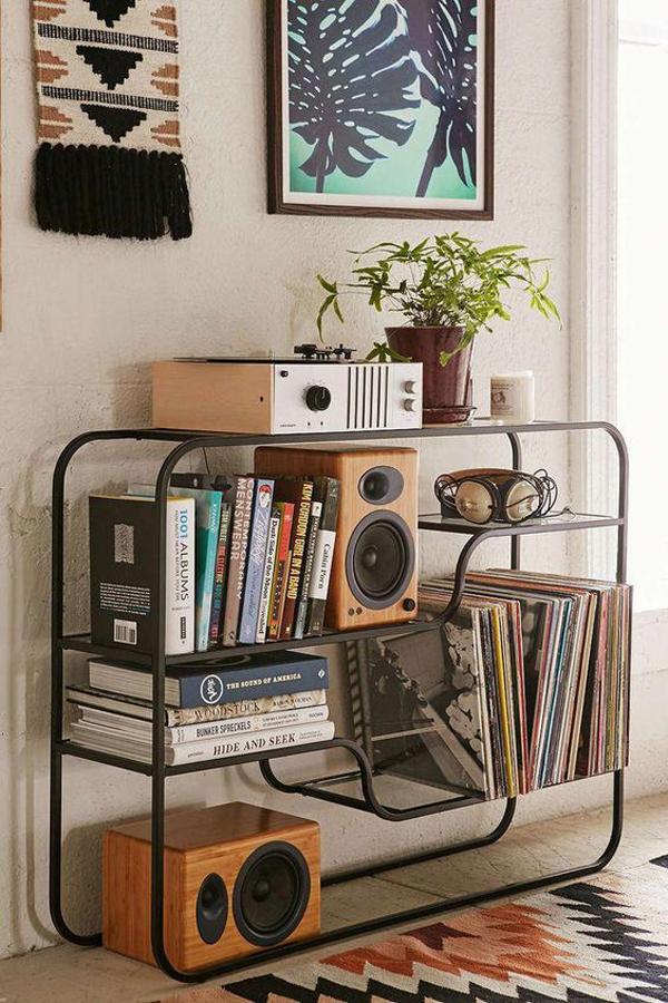 Vintage-bookshelf-design