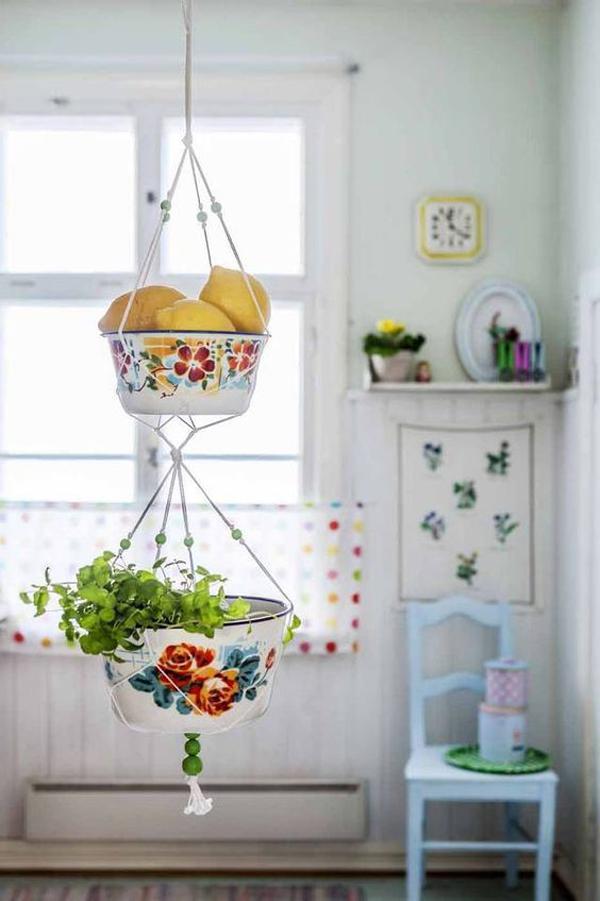 bohemian-hanging-furits-basket