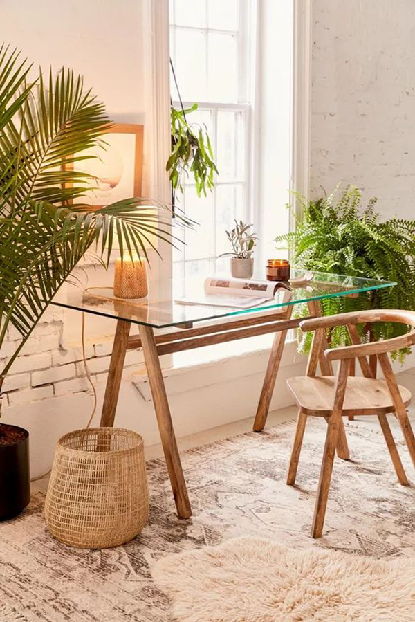 combination-between-glass-and-wooden-office-desk