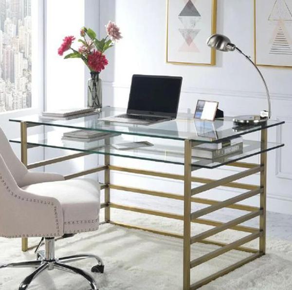 double-glass-office-desk-ideas
