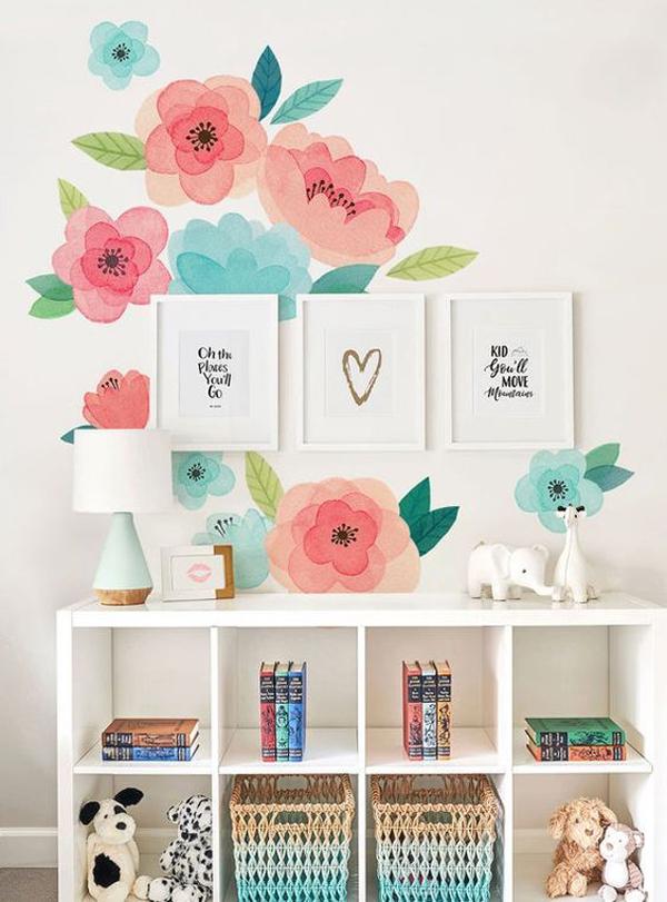 flower-wall-design