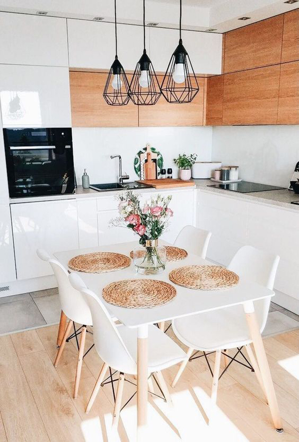 white-dining-room-theme