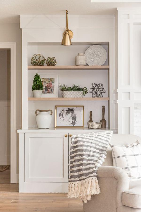 white-shelf-design