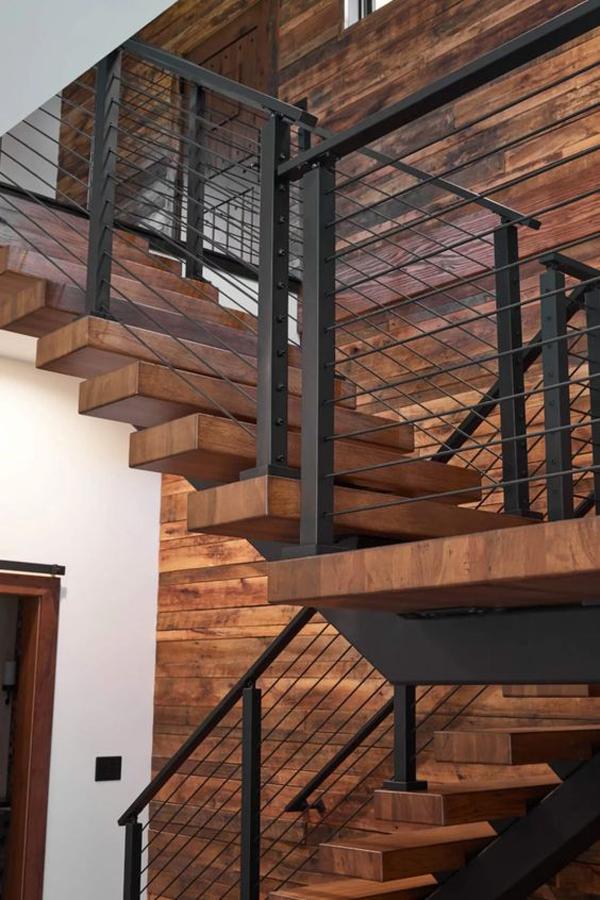 wooden-staircase-design-ideas