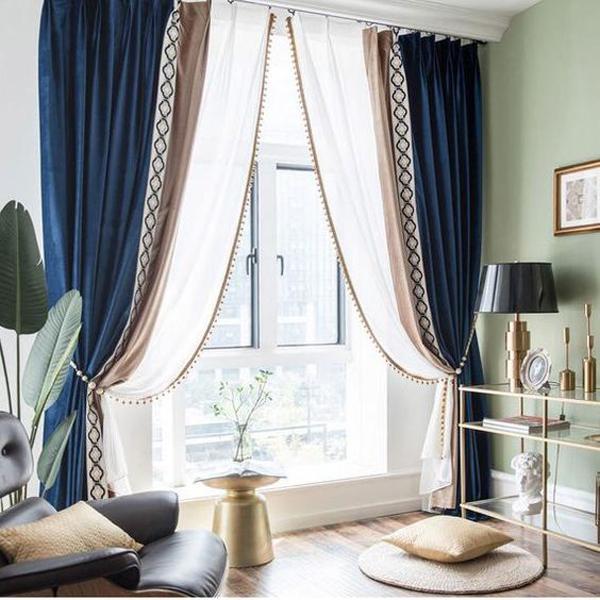 A-blue-luxury-curtains