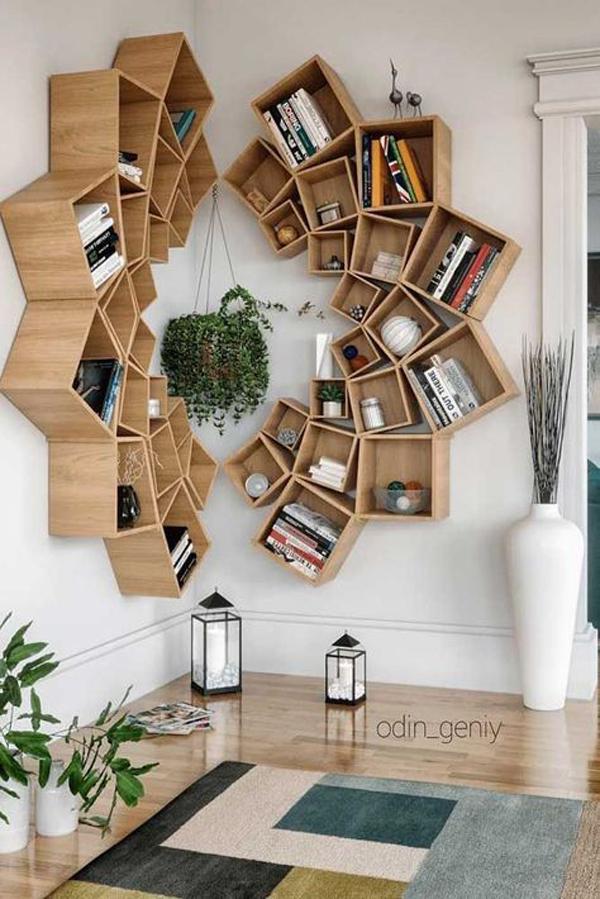 Amazing-bookcase-decoration
