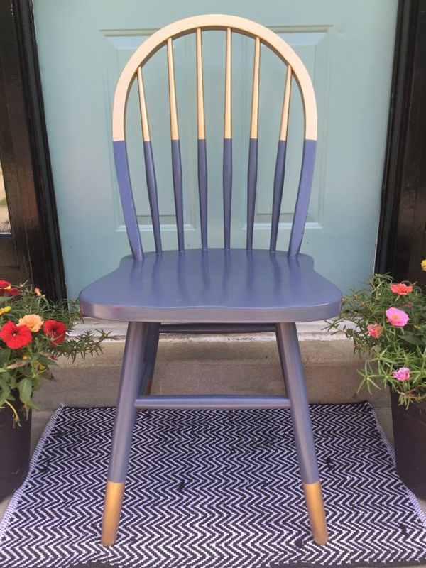 Arch-spindle-back-chair