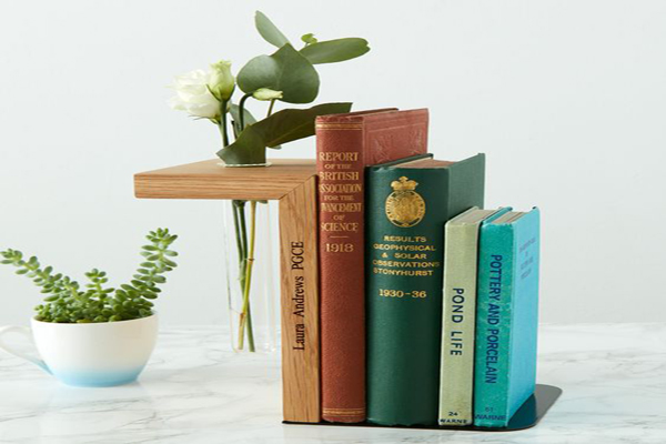Bookcase-on-the-table